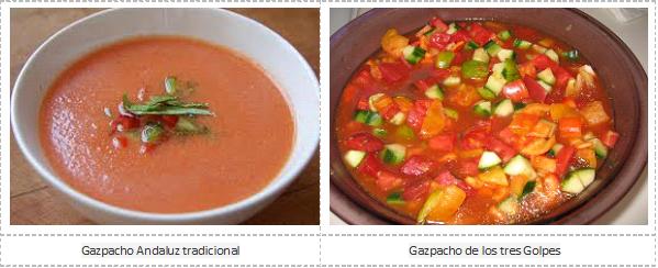 Malaga Gazpacho Recipes — Dishmaps